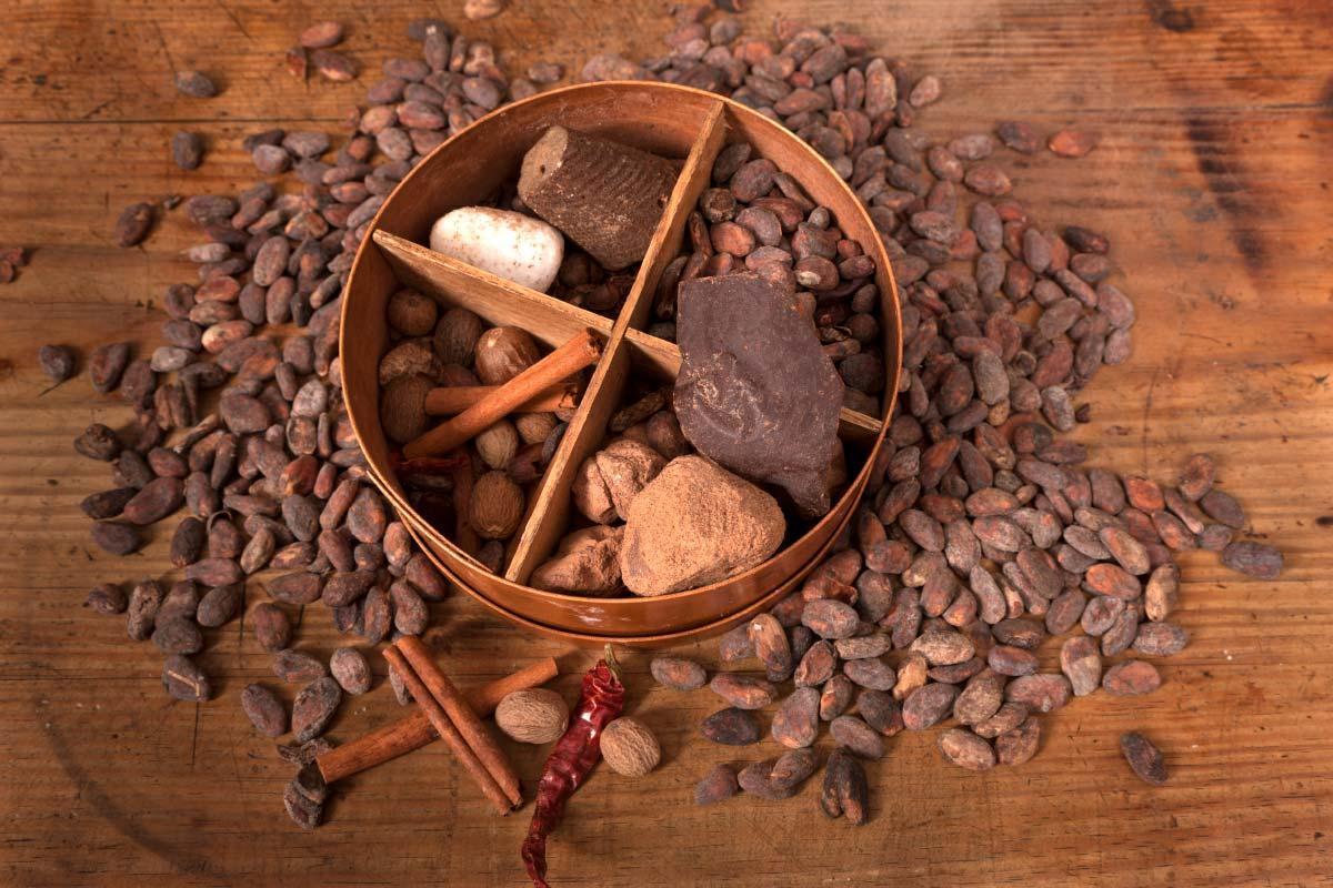 神的食物——巧克力 01:巧克力是谁发明的?
