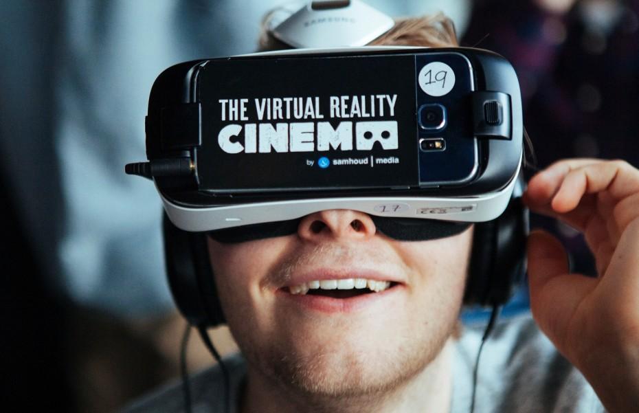 第一家 VR 电影院开业了,这场战争的前哨已经响起   NEXT Big