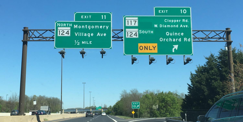 美国高速公路_如何在美国开车? - 知乎