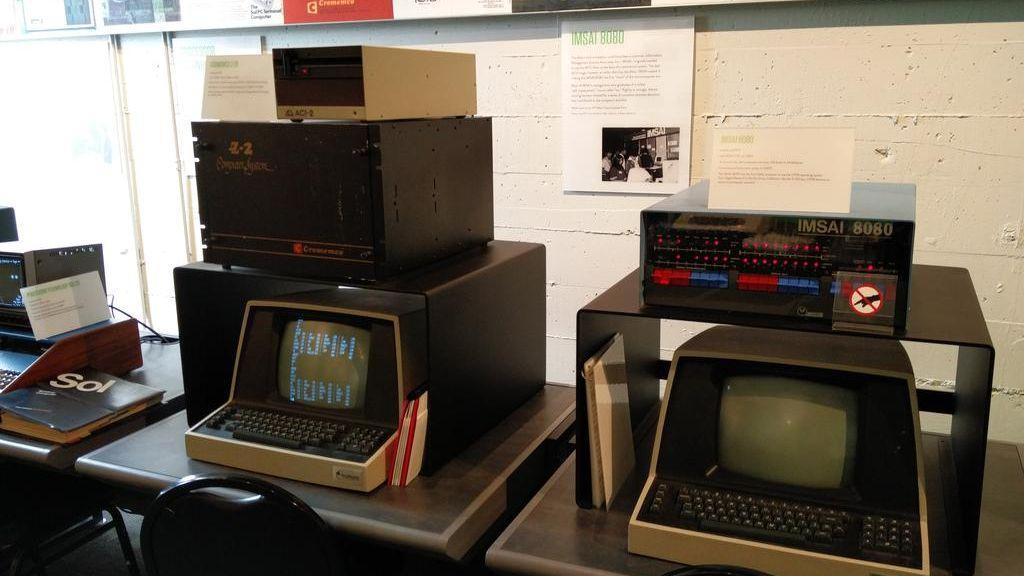 带你逛西雅图活电脑博物馆(二)