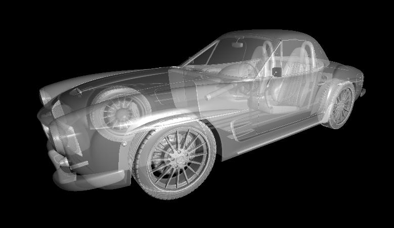 Dual Depth Peeling 在WebGL中的实现例程