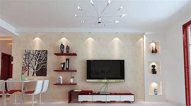 装修应该注意的问题_客厅电视背景墙该如何装修?