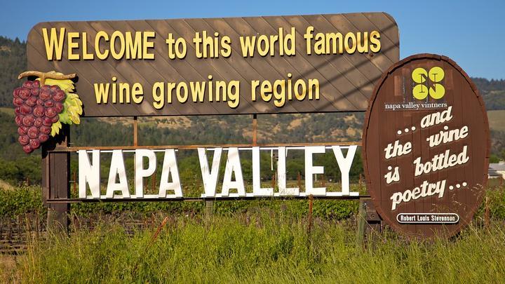 用正确的姿势开启一场Napa之旅