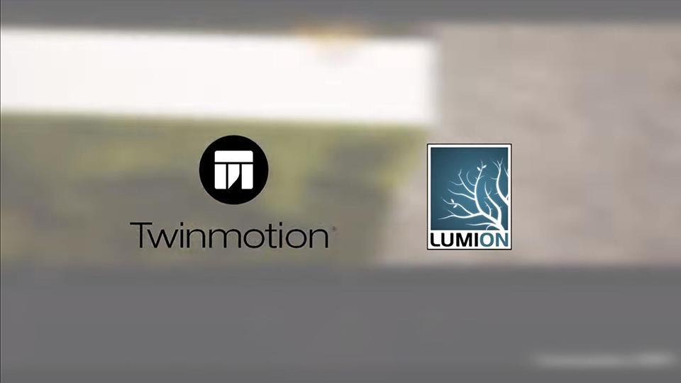 Twinmotion 2019 对比Lumion9 哪家强? - 知乎