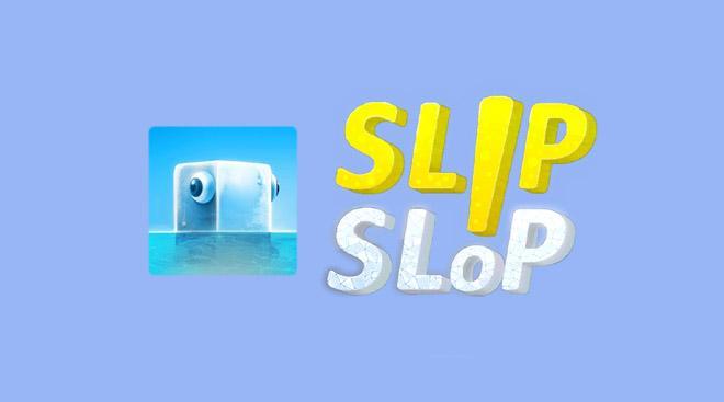 为这画风打 100 分!速来体验一个神奇的世界 - Slip slop #iOS #Android