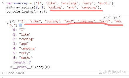 JavaScript Array - 知乎