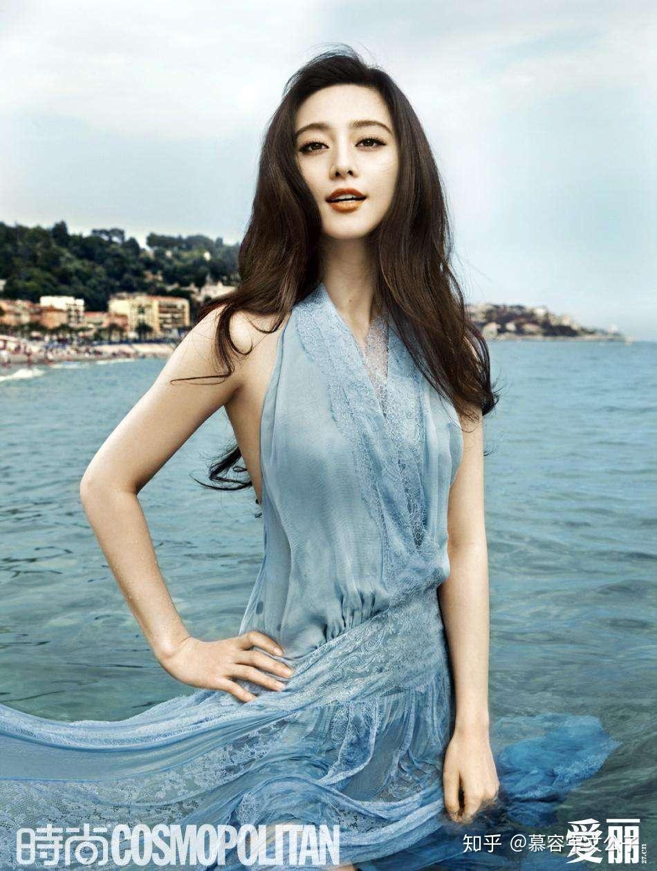 女明星颜值排行榜_《2019年慕容公子中国女明星颜值排行榜》 - 知乎