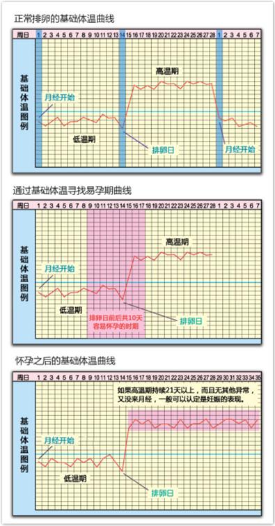 排卵期体温图_智能体温计,出路在何方?