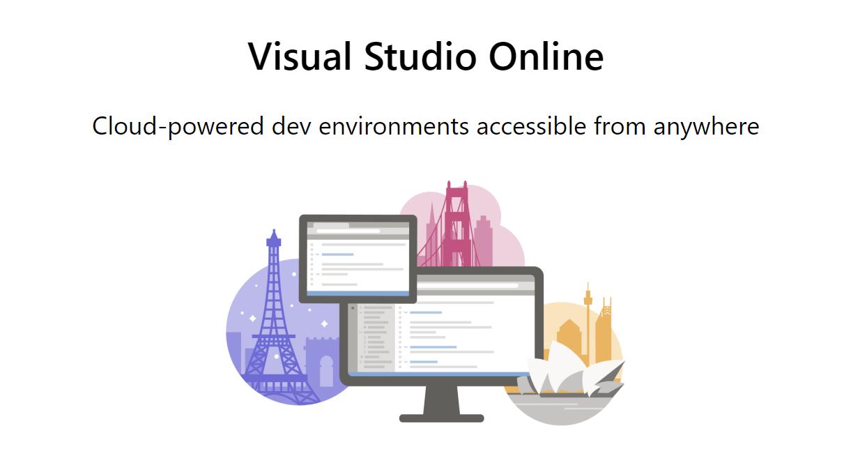 重磅!微软发布 Visual Studio Online:Web 版 VS Code + 云开发环境