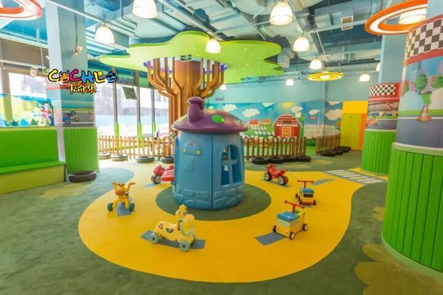 金昌儿童乐园如何投资 加盟资讯 游乐设备第5张
