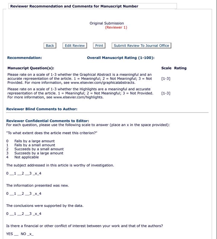 第M讲」一篇SCI论文的审稿过程- 知乎
