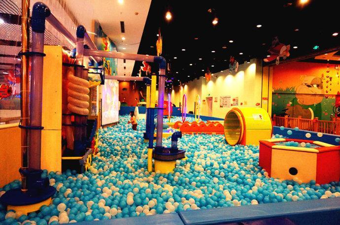 室内儿童乐园人气不高客户少?你需要这样做! 加盟资讯 游乐设备第1张