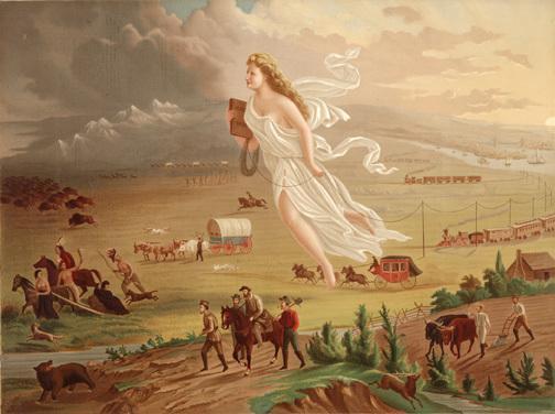 美国在美墨战争后为什么不吞并墨西哥?而是只