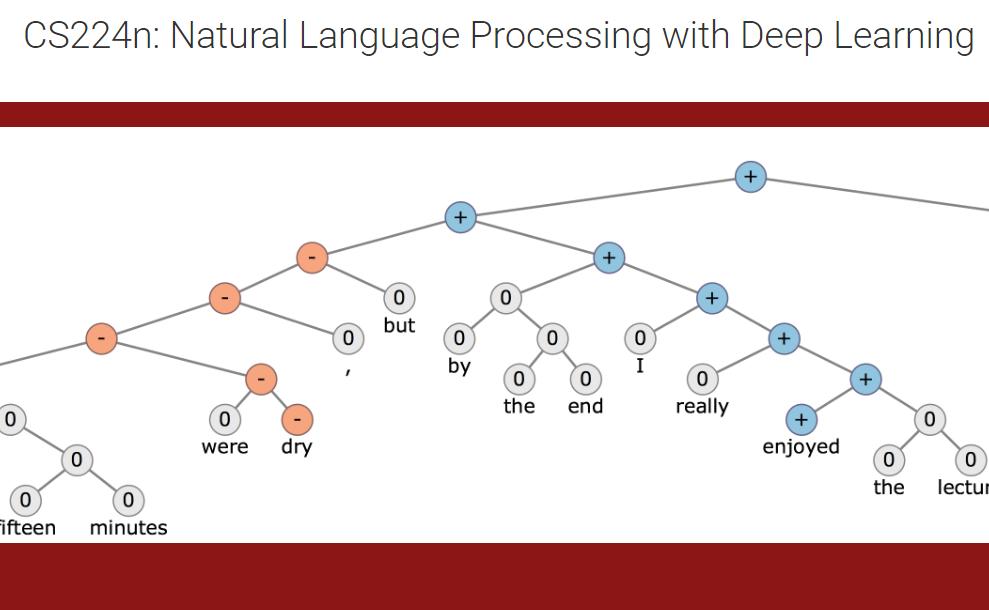 斯坦福CS224N深度学习自然语言处理(四)--上