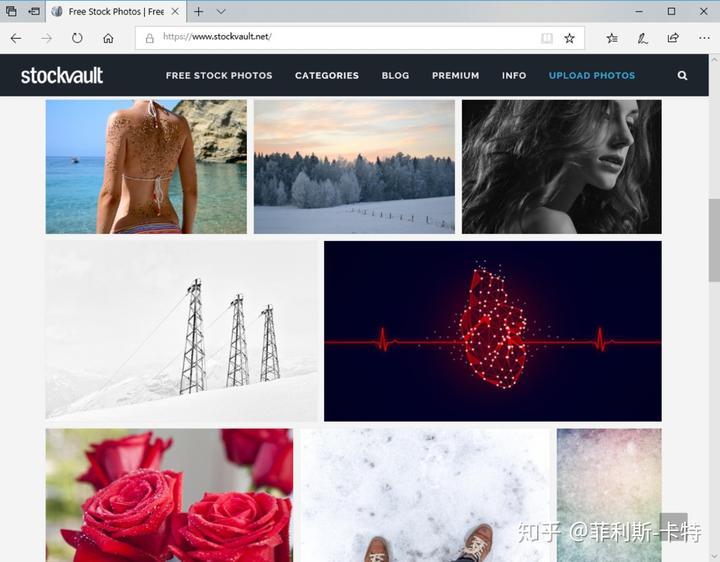 10个国外免费图片网站! - 知乎