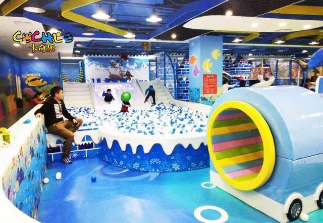 天水儿童乐园的市场 加盟资讯 游乐设备第2张