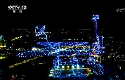 如何看待珠海3051架无人机灯光秀破世界纪录?(图2)