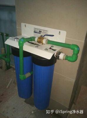 为什么家里安装了净水器,还要安装中央净水设备?