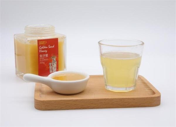 它是空的喝蜂蜜水嗎?蜂蜜?如何喝胃?