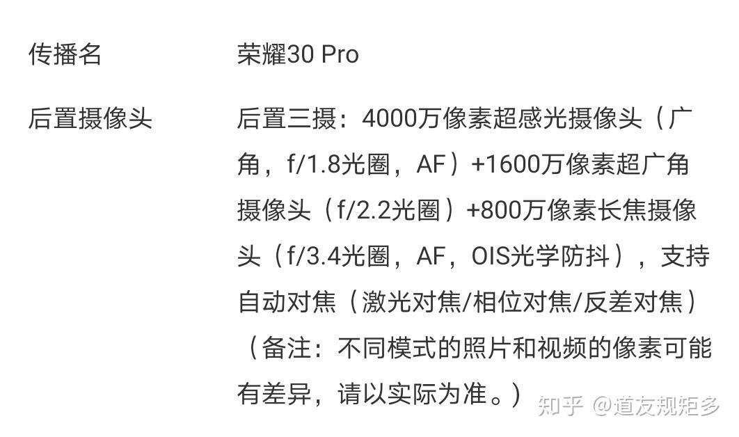 荣耀v30pro跟荣耀30pro哪个好_荣耀30pro出来了,跟v30pro对比哪个更值得买?对比8+128的? - 知乎