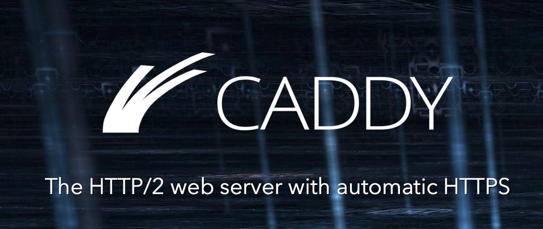 清新脱俗的Web 服务器Caddy - 知乎