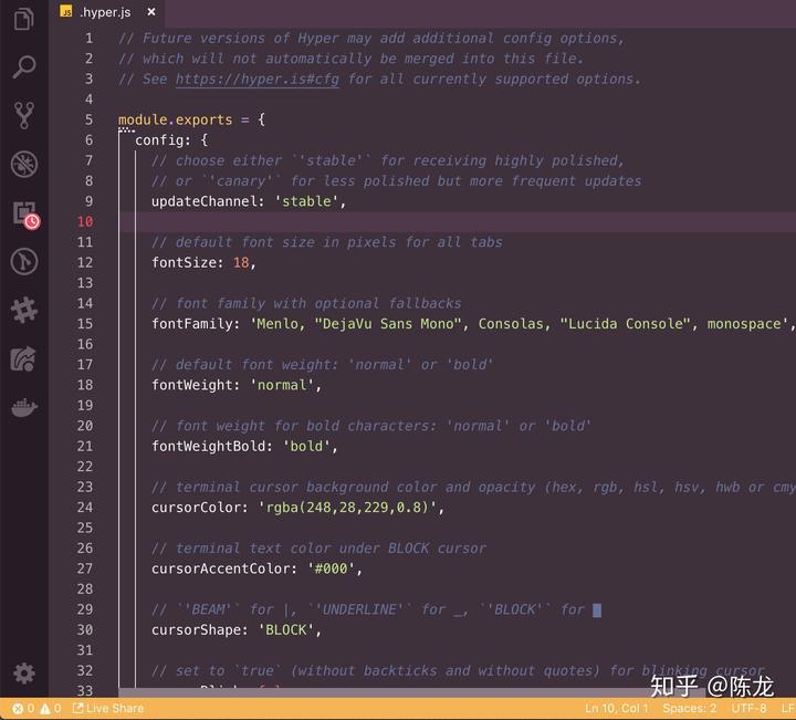 Hyper js--命令行工具新势力- 知乎