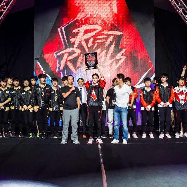 终于又见中国队战胜韩国队,恭喜 LPL,这个冠军