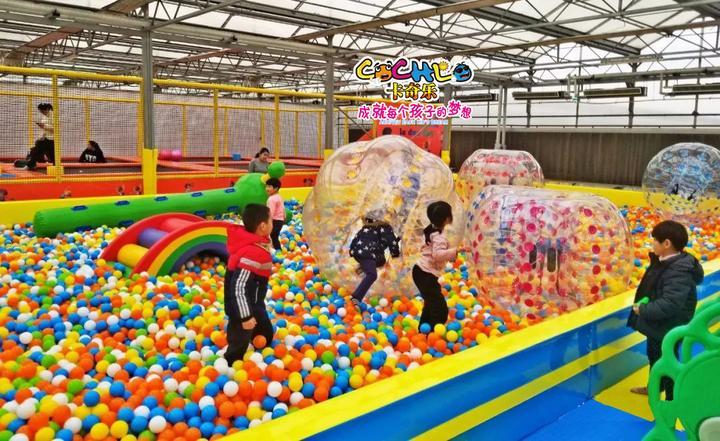 室内儿童游乐园加盟需要投资多少钱? 加盟资讯 游乐设备第1张