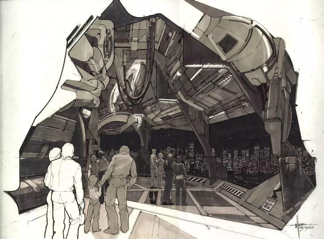 星际迷航12_席德·米德丨他设计了《银翼杀手》的雾霾世界,却认为自己只是 ...