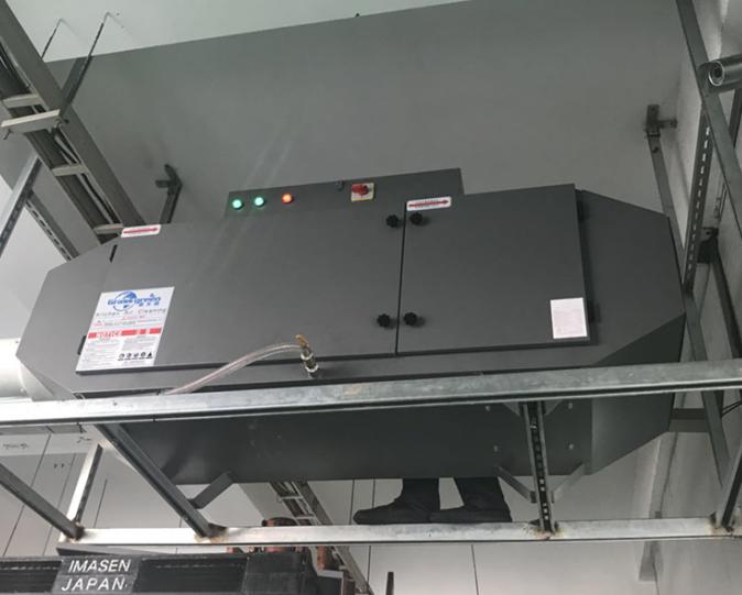 工业油雾净化器工作原理及设备简介
