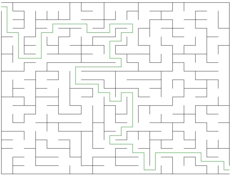 用Canvas + WASM画一个迷宫