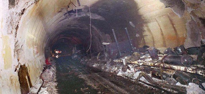 """1000摄氏度高温53小时烘烤,39人在隧道里被""""煮熟"""""""