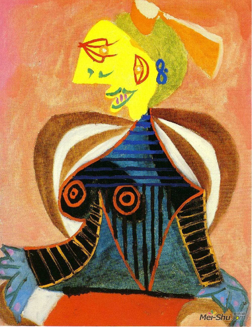 李占春:心理哲学家——解析——毕加索——怪诞背后的难言之隐