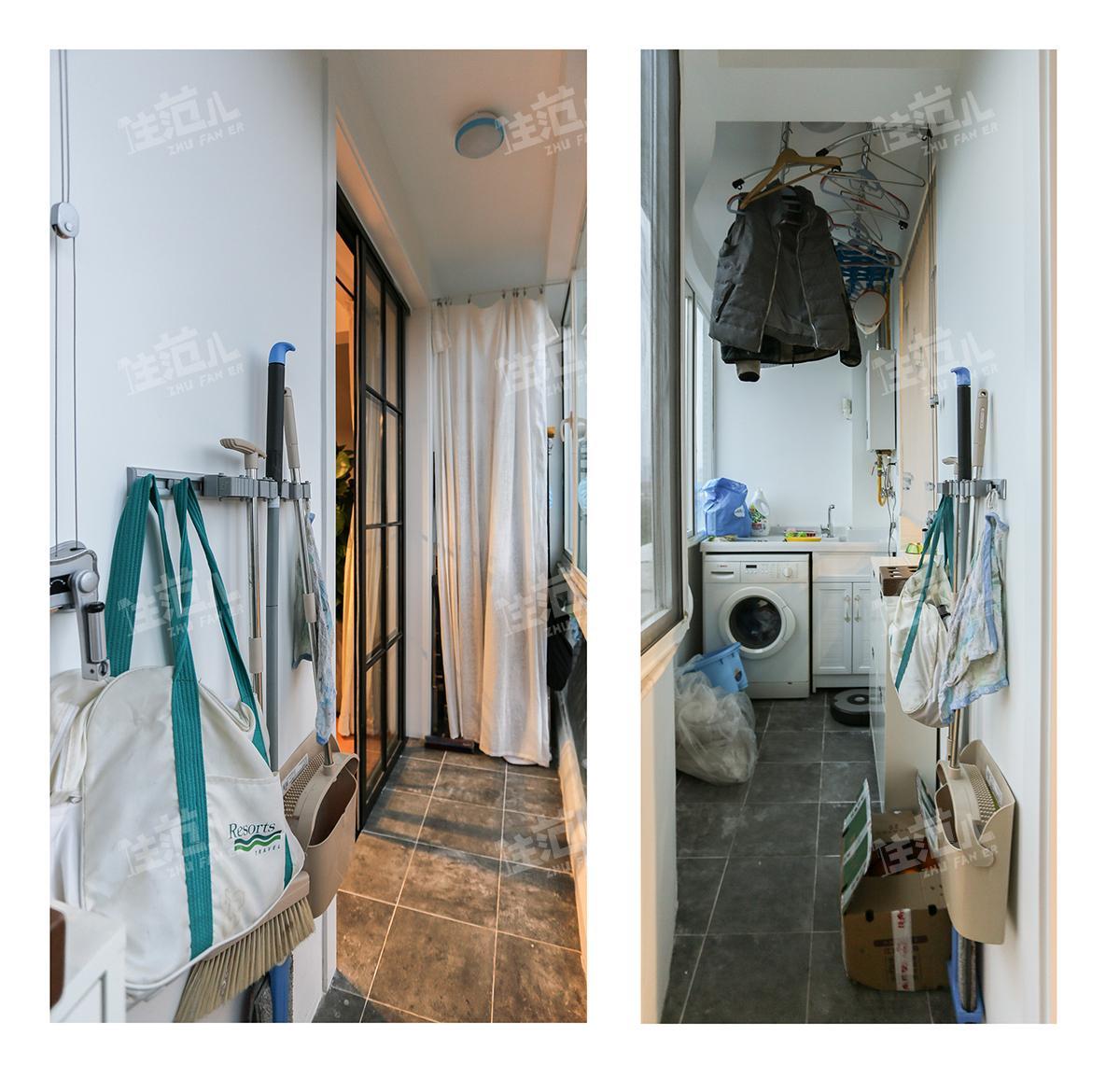卫生间马桶朝向_137㎡开放餐厨超好用的家,蒸箱洗碗机样样齐,还改了三分离 ...