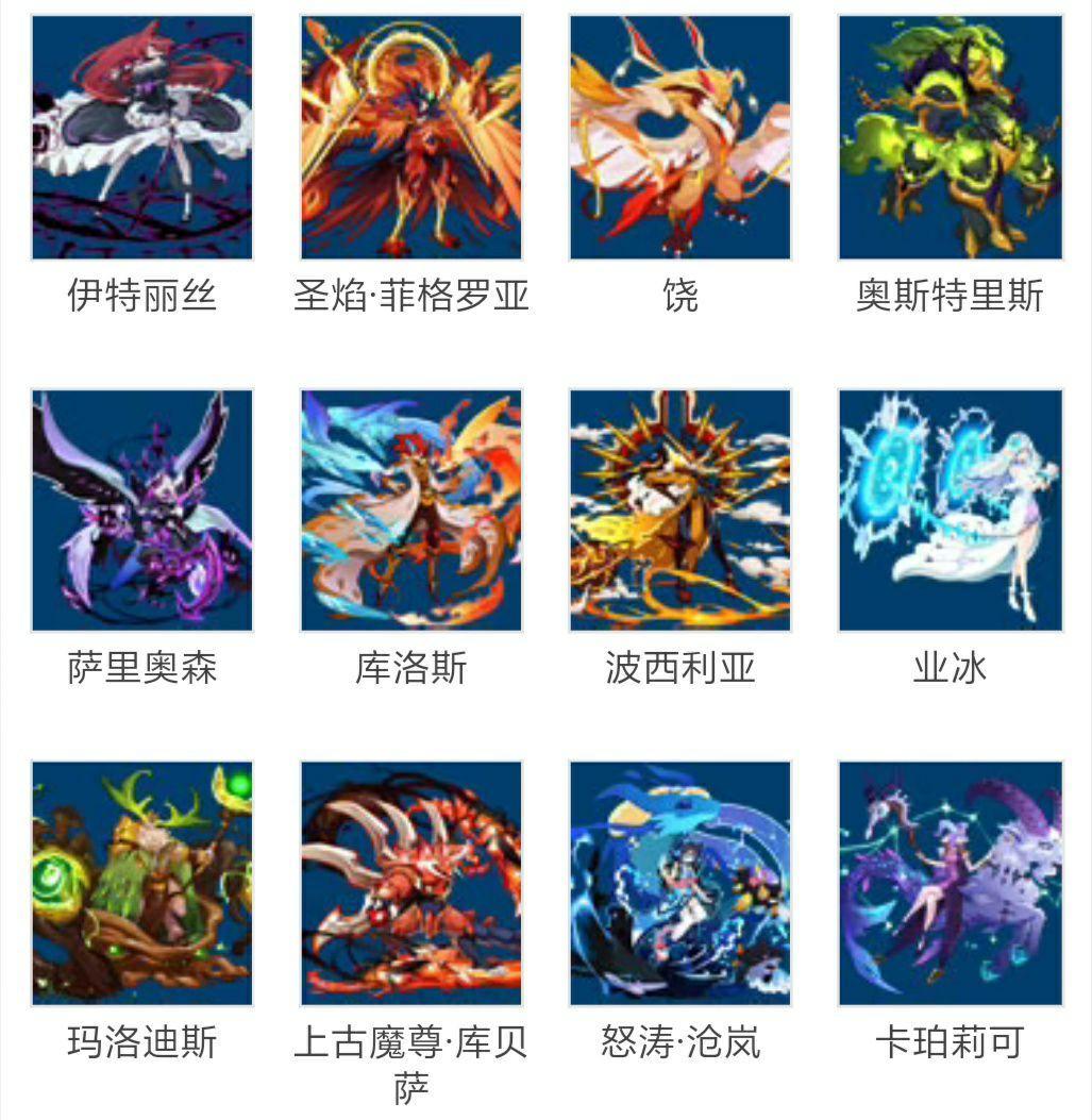 赛尔号精灵属性相克伤害系数表[20130628更新版]-浅蓝游戏网