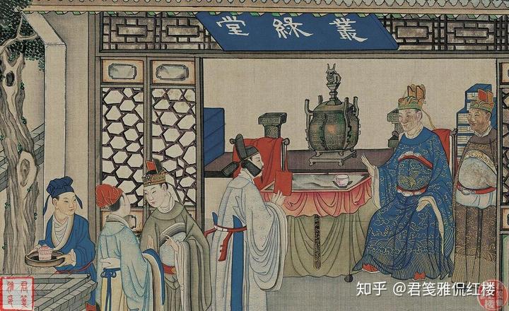 秦可卿葬礼上,一个细节引起脂砚斋注意,提示的内容细思不寒而栗