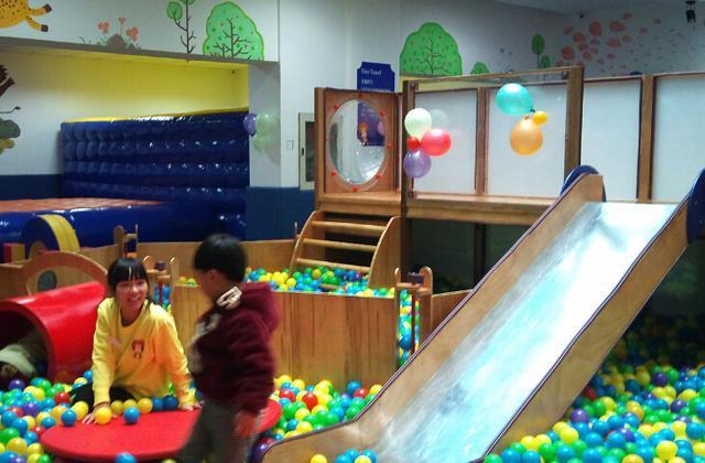 新手开一家150平米的儿童游乐园如何快速赚钱? 加盟资讯 游乐设备第1张
