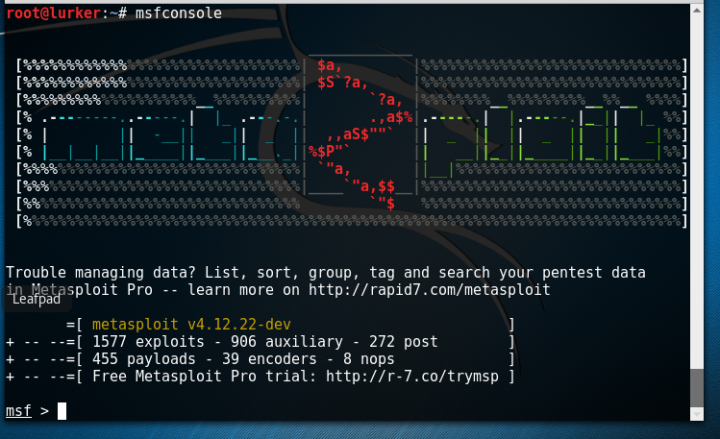 (内网测试)Eternalblue(MS17-010)测试windows 7 sp1 64位