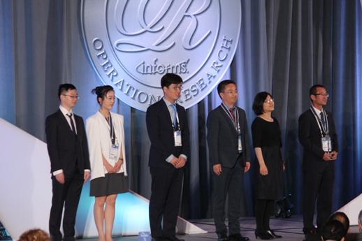 【报道】运筹学2018年度最权威奖项之一Finalist队伍公布!||附清华Berkeley中石油联合队伍项目简介