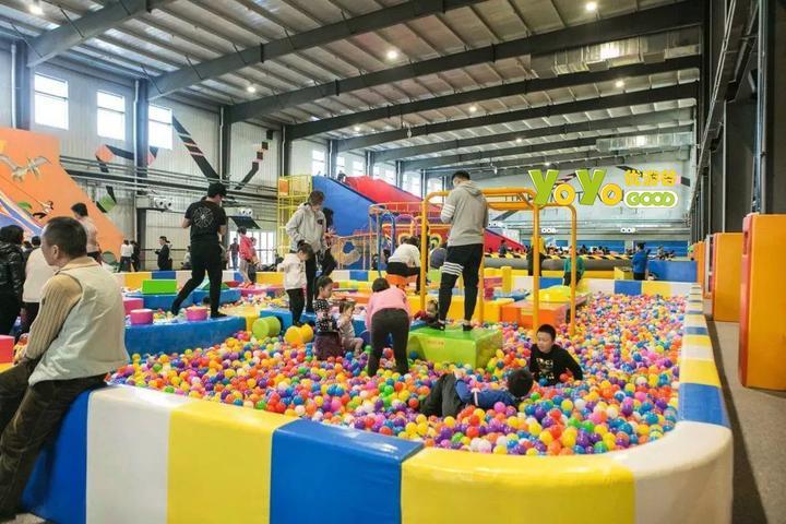 想要经营好儿童乐园?做好这几个方面是关键! 加盟资讯 游乐设备第3张