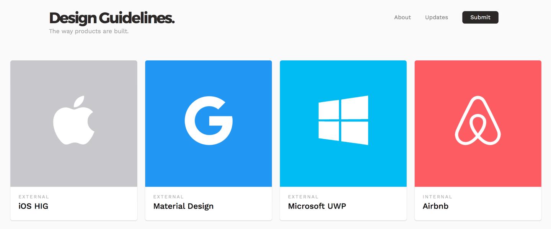 互联网产品设计中,如何制作一套设计规范?