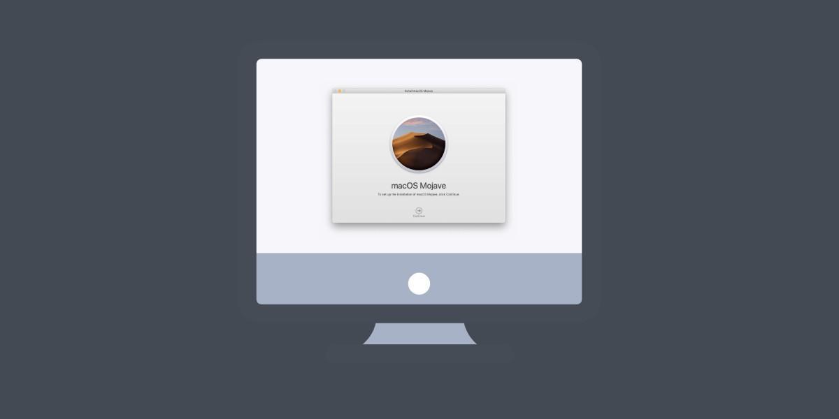 [安装实录]如何在 Vmware虚拟机中安装 macOS Mojave -- Windows 版