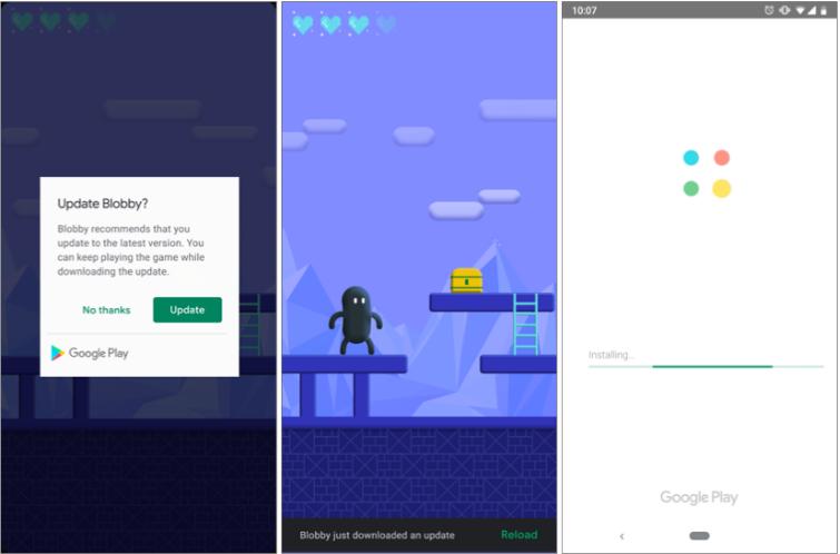 什么是Google Play应用内更新?