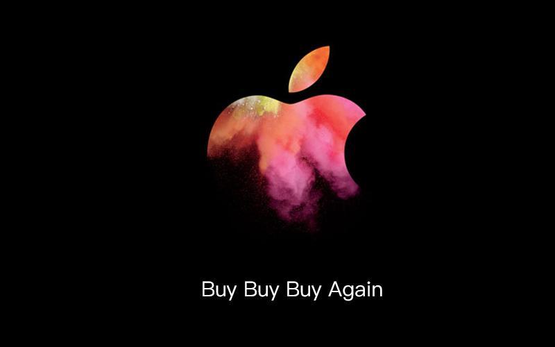 新 MacBook Pro - Buy Again