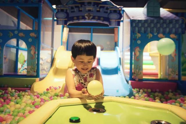 兰州儿童乐园的市场 加盟资讯 游乐设备第1张