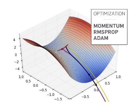 【学界】深度学习优化入门:Momentum、RMSProp