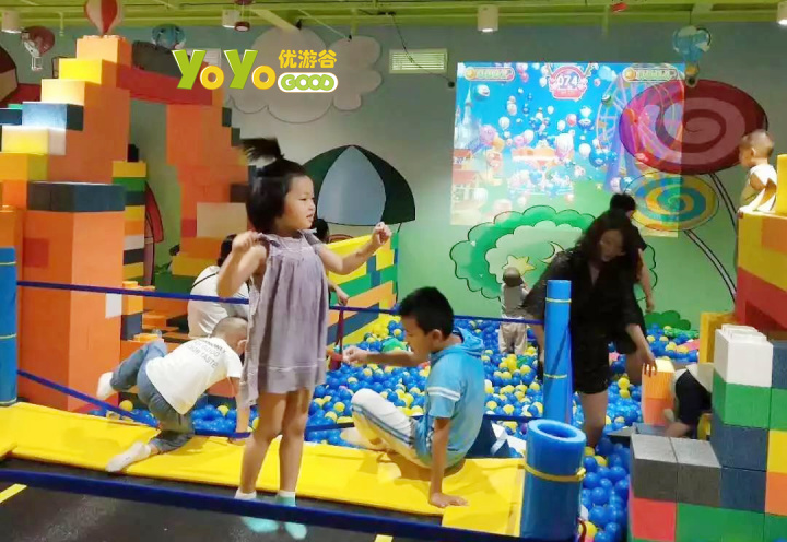 关于儿童乐园的宣传推广你了解多少? 加盟资讯 游乐设备第1张