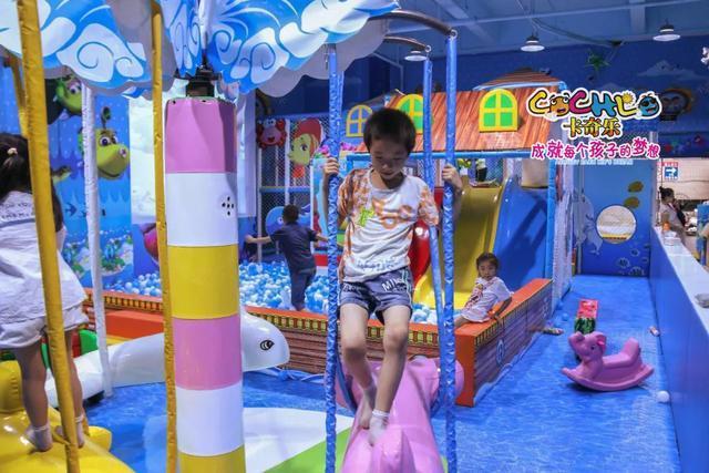 张掖大型儿童乐园价格 加盟资讯 游乐设备第4张