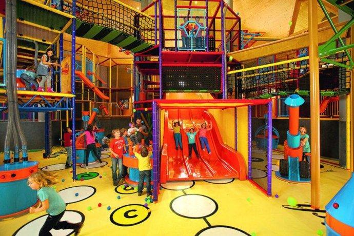 如何挑选合适儿童乐园的游乐设施? 加盟资讯 游乐设备第1张