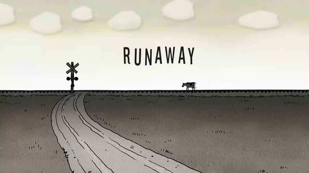 重点解读:《火车快飞》片中出现的这只奶牛